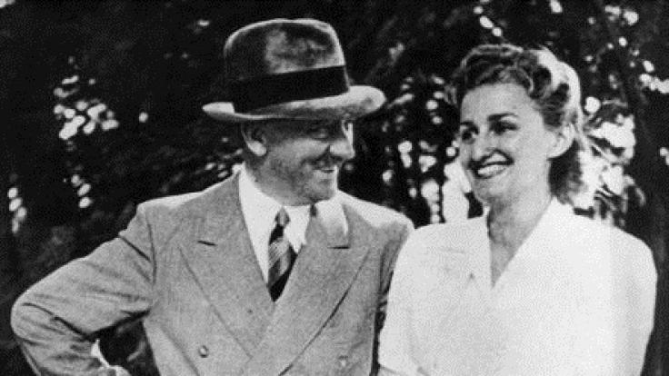 Adolf Hitler Hatte Sex mit Eva Braun. Aber eher unromantisch!
