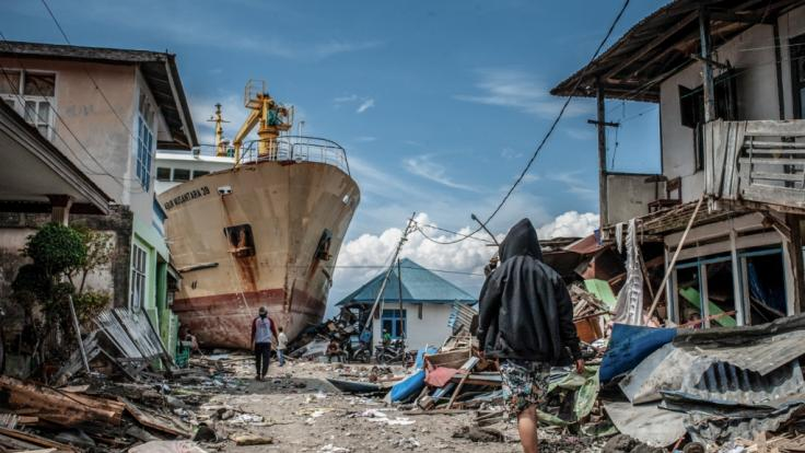 War die Naturkatastrophe in Indonesien eine Strafe Gottes für Homosexualität?