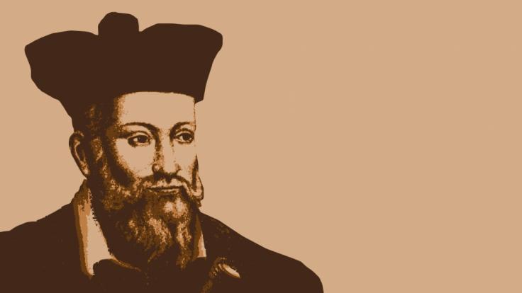 Nostradamus hatte auch für 2019 düstere Prophezeiungen.