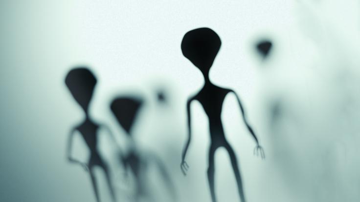 Eine pseudoreligiöse Gruppierung glaubt, dass auf unseren Nachbarplaneten außerirdisches Leben existiere. (Foto)