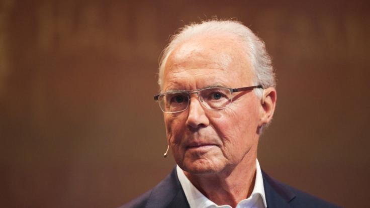 Franz Beckenbauer. (Foto)