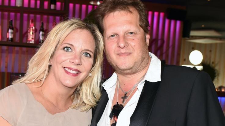 Ein Bild aus glücklichen Tagen: Daniela Büchner und ihr Ehemann Jens Büchner. (Foto)