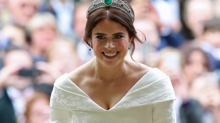 Ist Prinzessin Eugenie schwanger? (Foto)