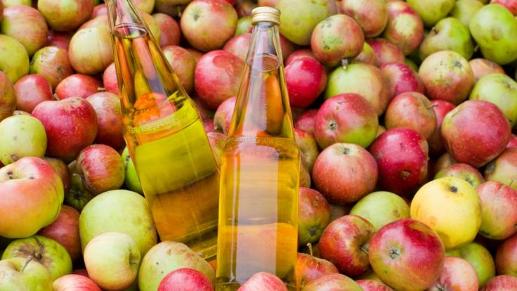 InMeissner Apfelsaft wurden erneut Schimmelpilzgifte gefunden (Symbolbild).