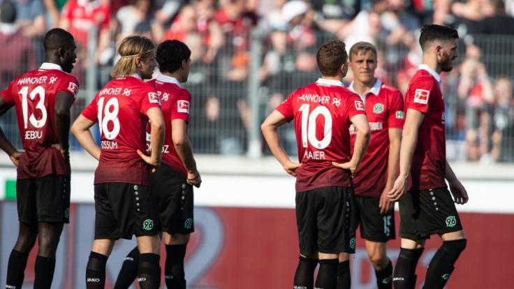 Heimspiel Hannover 96: Die aktuellen Spielergebnisse der 1. Fußball-Bundesliga bei news.de.