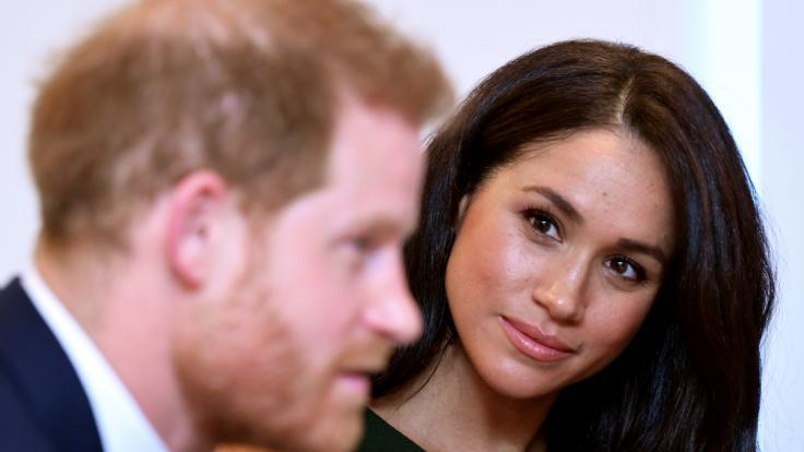 Meghan Markle soll hinter dem Rücken ihres Ehemannes Prinz Harry eiskalte Ego-Pläne schmieden. (Foto)