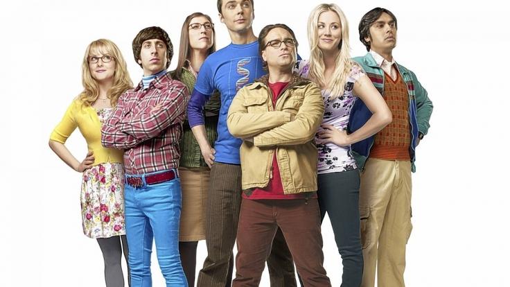 Big Bang Theory Verpasst