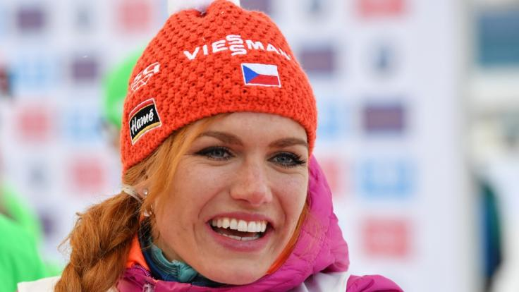 Gabriela Koukalova pausiert auch in der kommenden Biathlon-Saison.
