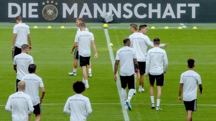 Das Länderspiel Deutschland - Peru wurde von Frankfurt nach Sinsheim verlegt.