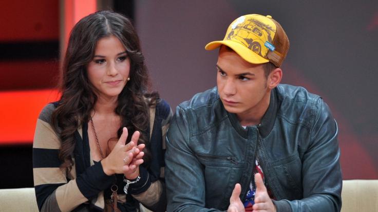 Sarah und Pietro Lombardi. (Foto)