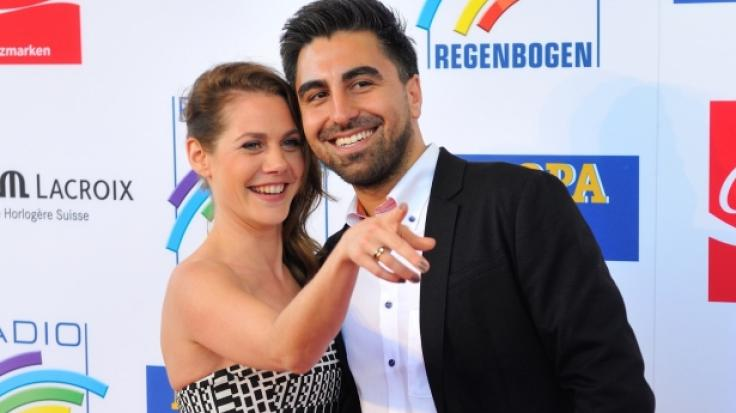 Felicitas Woll und Emrah Kacarok haben sich nach vier Jahren getrennt.