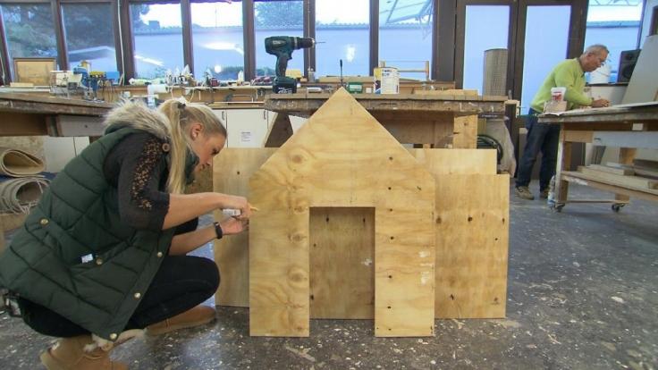 Der große ZDF-Baumarkt-Check: Welchem Baumarkt kann man bis zum Hausbau vertrauen - und wo reicht es gerademal zur Hundehütte?