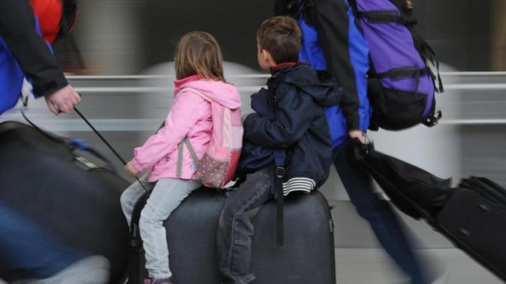 Auch Familien mit wenig Geld haben unter Umständen die Möglichkeit, in den Urlaub zu fahren.