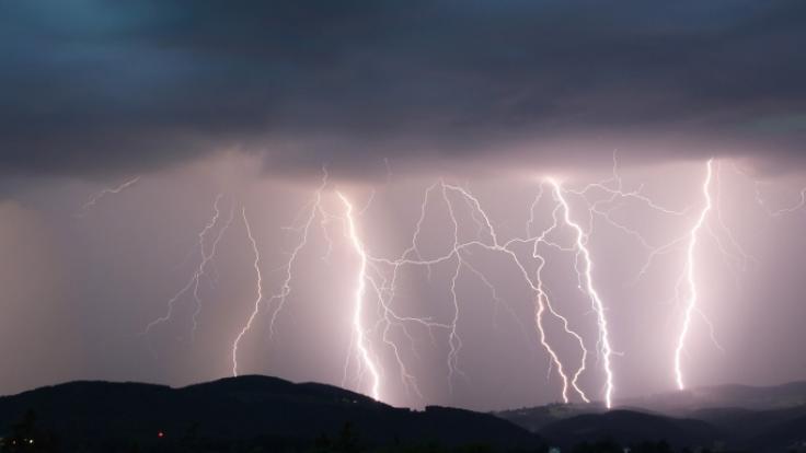 In dieser Woche drohen weitere Unwetter. (Foto)