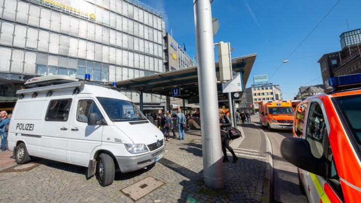 Haftbefehl gegen einen Messerstecher wurde in Bielefeld erlassen.