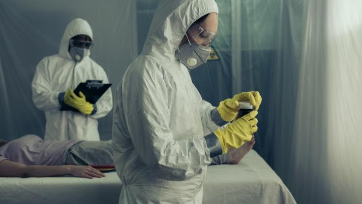 "Experten warnen vor ""Twindemic"". (Foto)"