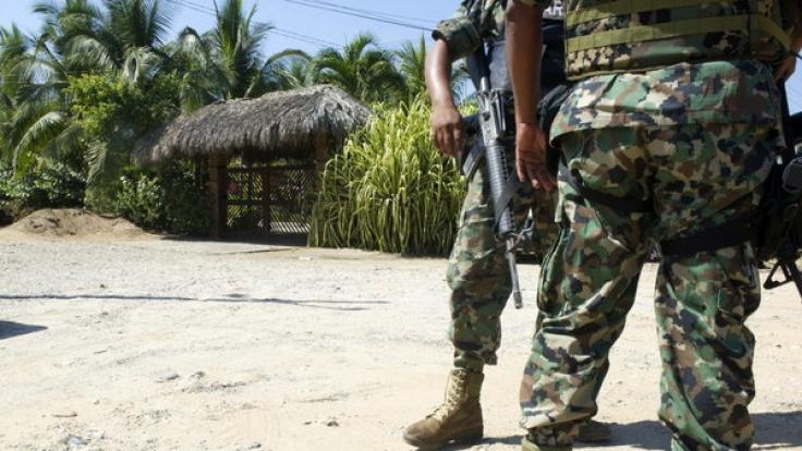 In Mexiko wurde eine Reisegruppe aus Deutschland brutal überfallen. (Foto)