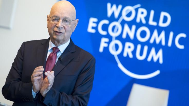 Die WEF um Gründer Klaus Schwab veröffentlichte den Weltrisikobericht 2019. (Foto)
