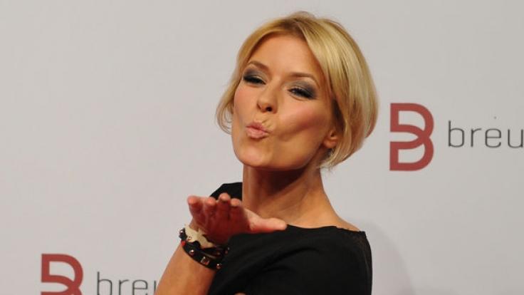 Annica Hansen ist als Model und Reiterin erfolgreich. (Foto)