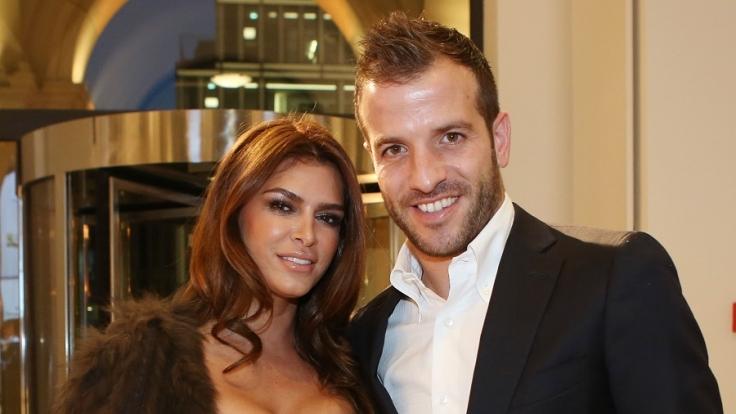 Nach Wochen bricht Sabia Boulahrouz nun ihr Schweigen und spricht über ihr Beziehungs-Aus mit Rafael van der Vaart. (Foto)