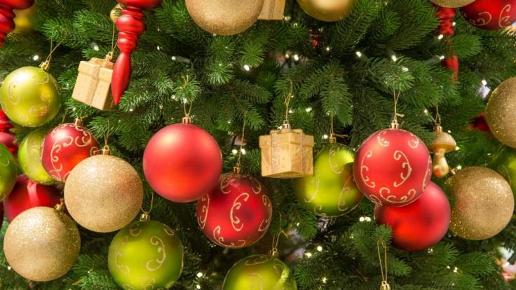 Auch an Weihnachten kann man an die Umwelt denken. (Foto)