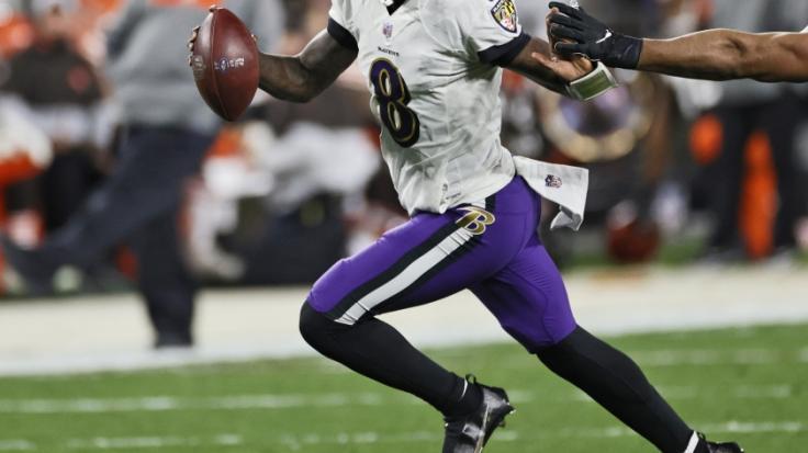 Die Baltimore Ravens trauern um einen Ex-Spieler. (Foto)