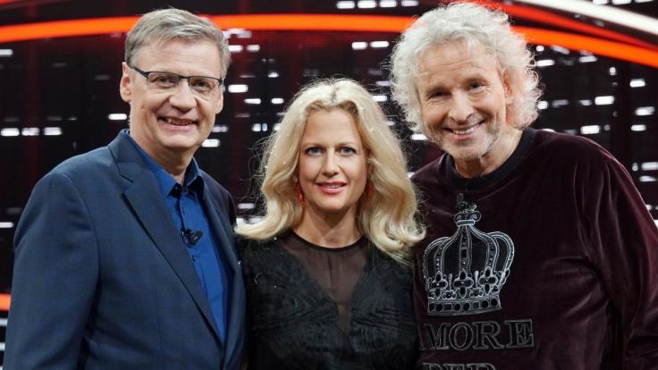 Denn sie wissen nicht, was passiert - Die Jauch-Gottschalk-Schöneberger-Show bei RTL (Foto)