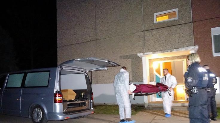 In Jena wurden vier Tote gefunden.