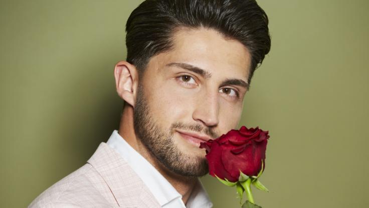 Lorik (24), Industriekaufmann aus Mannheim, will das Herz von Bachelorette Maxime erobern. (Foto)