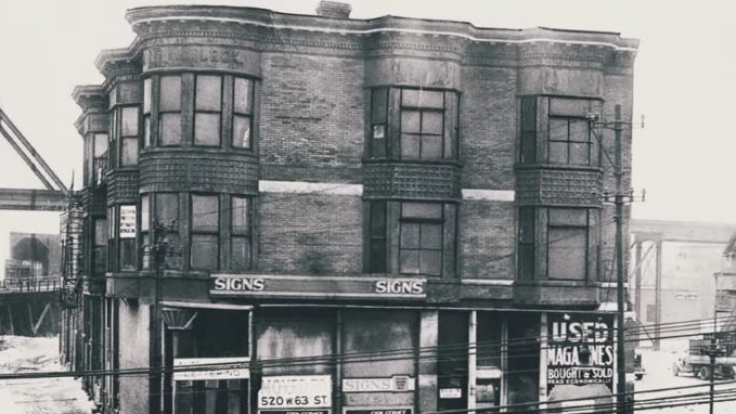 "Henry Howard Holmes nannte sein Horrorhaus selbst ""The Castle"". (Foto)"