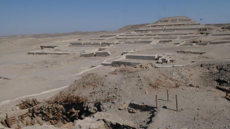 Terra X: Tatort Peru: Im Bann der Nasca-Linien bei ZDFneo (Foto)