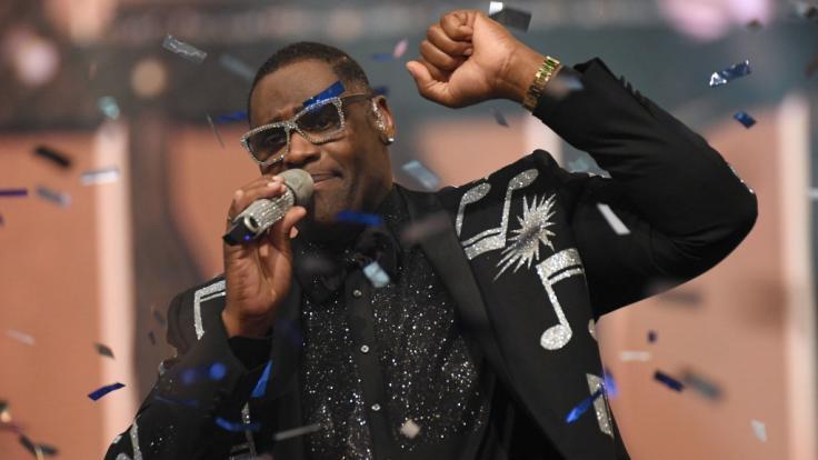 """Alphonso Williams hat 2017 die RTL-Castingshow """"Deutschland sucht den Superstar"""" gewonnen. (Foto)"""