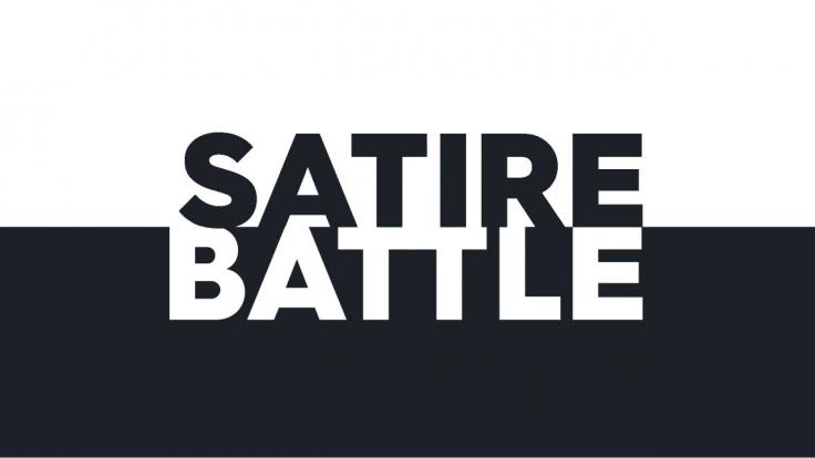 Satire Battle bei 3sat (Foto)