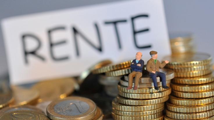 Mehr Geld für Millionen deutsche Rentner. (Foto)