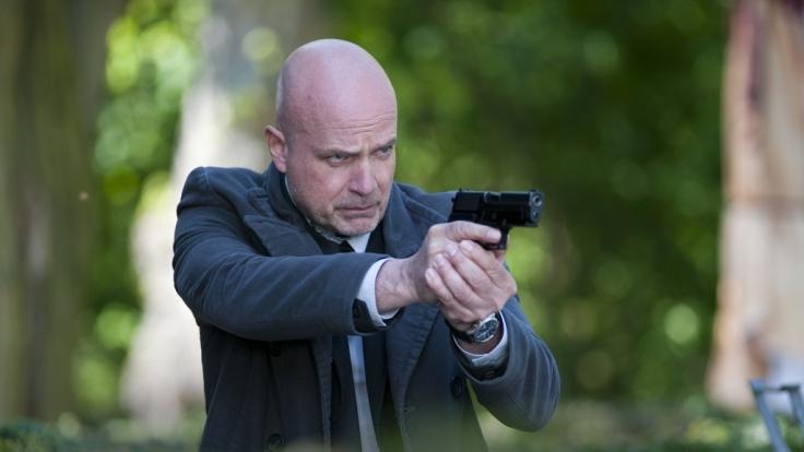 Hauptkommissar Bruno Schumann (Christian Berkel) ist endlich wieder im Einsatz. (Foto)