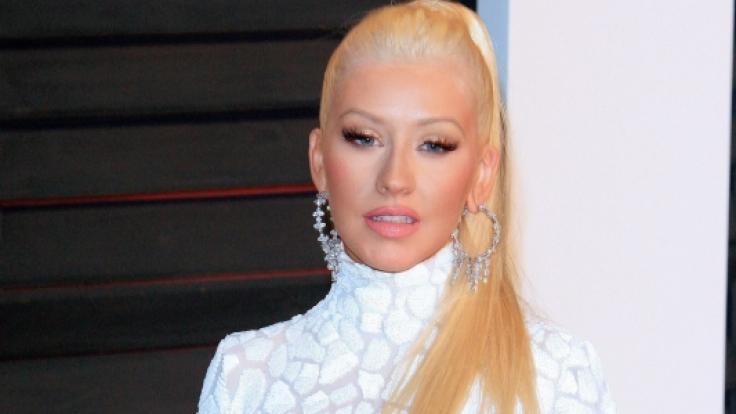 Christina Aguilera versetzte ihre Fangemeinschaft mit ihrem Instagram-Foto in Begeisterung. (Foto)
