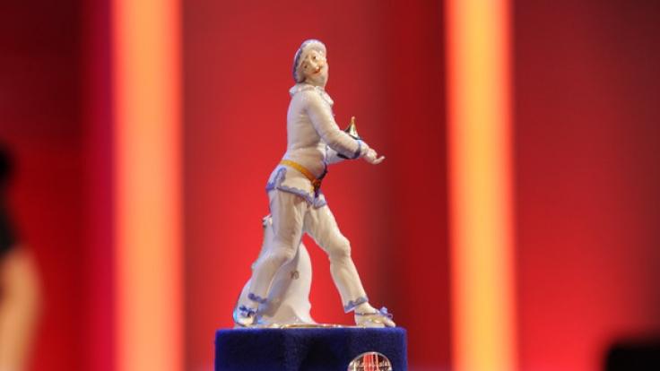 Im Prinzregententheater in München wird am Freitag zum 38. Mal der Bayerische Filmpreis vergeben. (Foto)