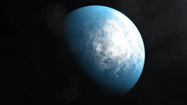 Bei der Nasa entdeckte ein Praktikant einen unbekannten Planeten. (Foto)