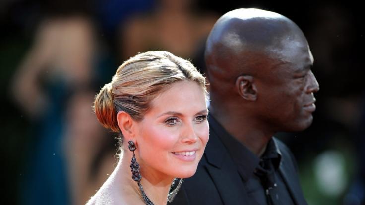 Damals noch ein Paar: Heidi Klum und ihr damaliger Ehemann Seal.