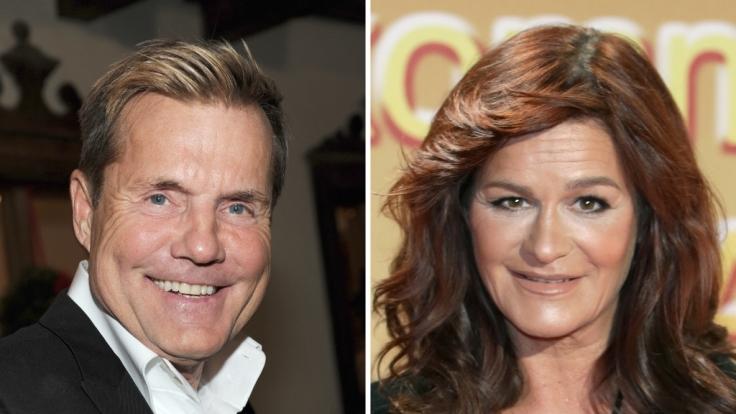 Dieter Bohlen und Andrea Berg haben ihre Zusammenarbeit beendet.