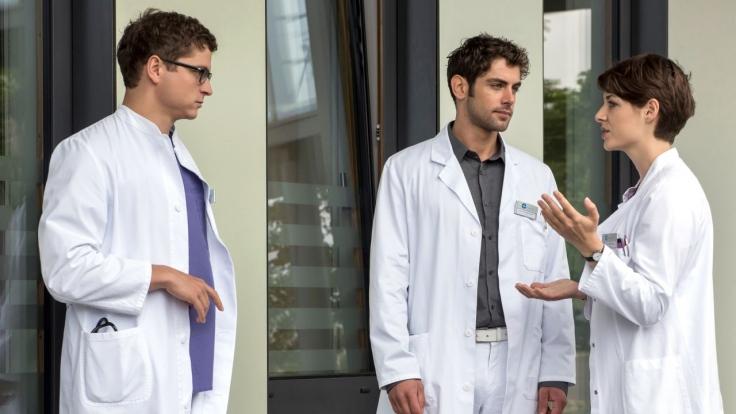 In aller Freundschaft - Die jungen Ärzte bei MDR