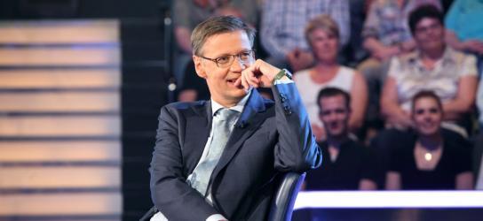 Wer wird Millionär? 2014 bei RTL