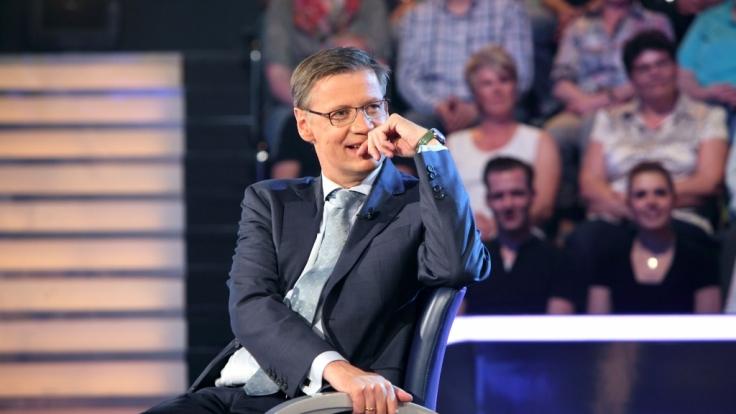 Günther Jauch meldet sich mit einem rasanten Special von Wer wird Millionär? aus der Sommerpause zurück. (Foto)