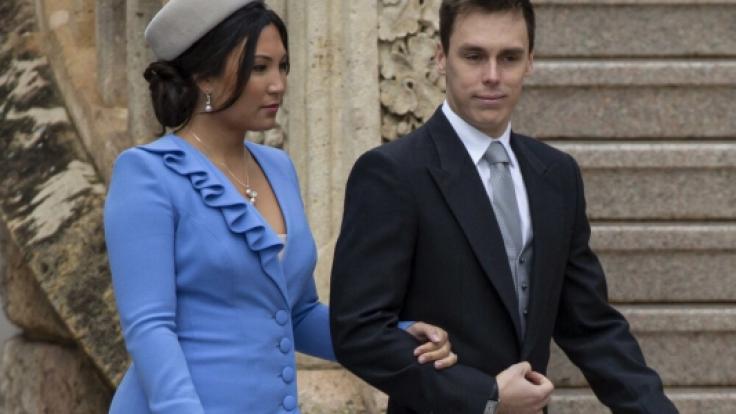 Ist Marie Ducruet schwanger? Dieses Kleid sorgt für Gesprächsstoff. (Foto)