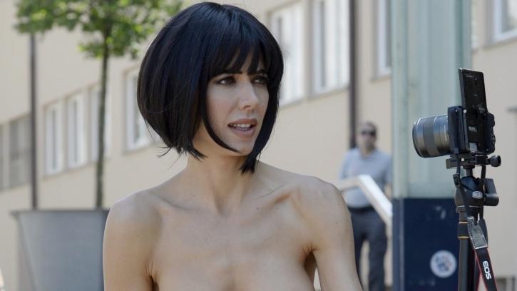 Milo Moiré ist das Gesicht der Erotikmesse Extasia in Zürich. (Foto)