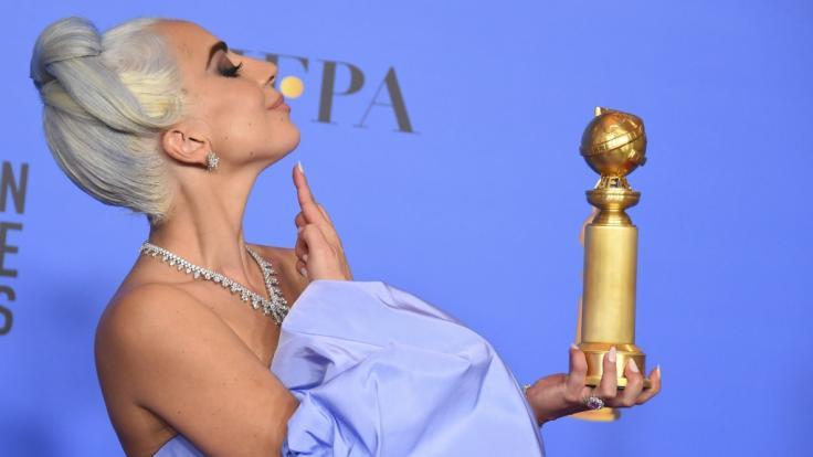 Lady Gaga zeigt sich in den News des Tages ganz natürlich. (Foto)