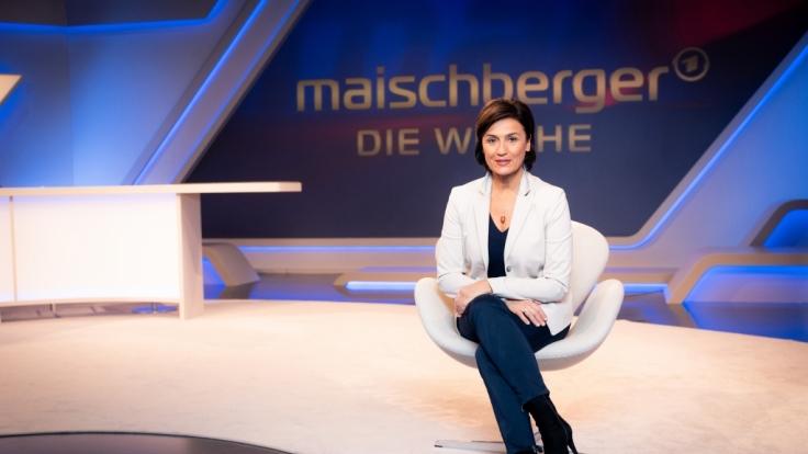 Sandra Maischberger begrüßt auch an diesem Mittwoch wieder spannende Gäste. (Foto)
