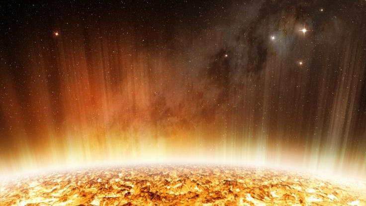 Die Sonne verändert ihre Form und das hat direkte Auswirkungen auf unser Klima.