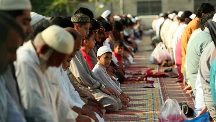 Das islamische Opferfest Eid al-Adha wird 2020 vom 30. Juli bis 3. August von Muslimen in aller Welt gefeiert. (Foto)