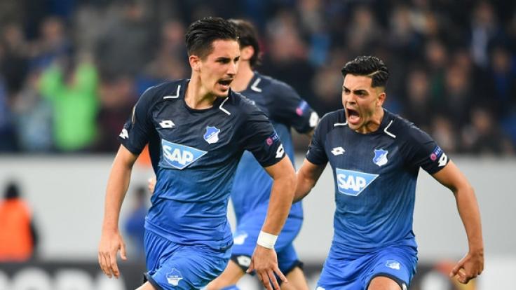 Hoffenheim konnte in der Europa League endlich siegen - Hertha und Köln verloren.